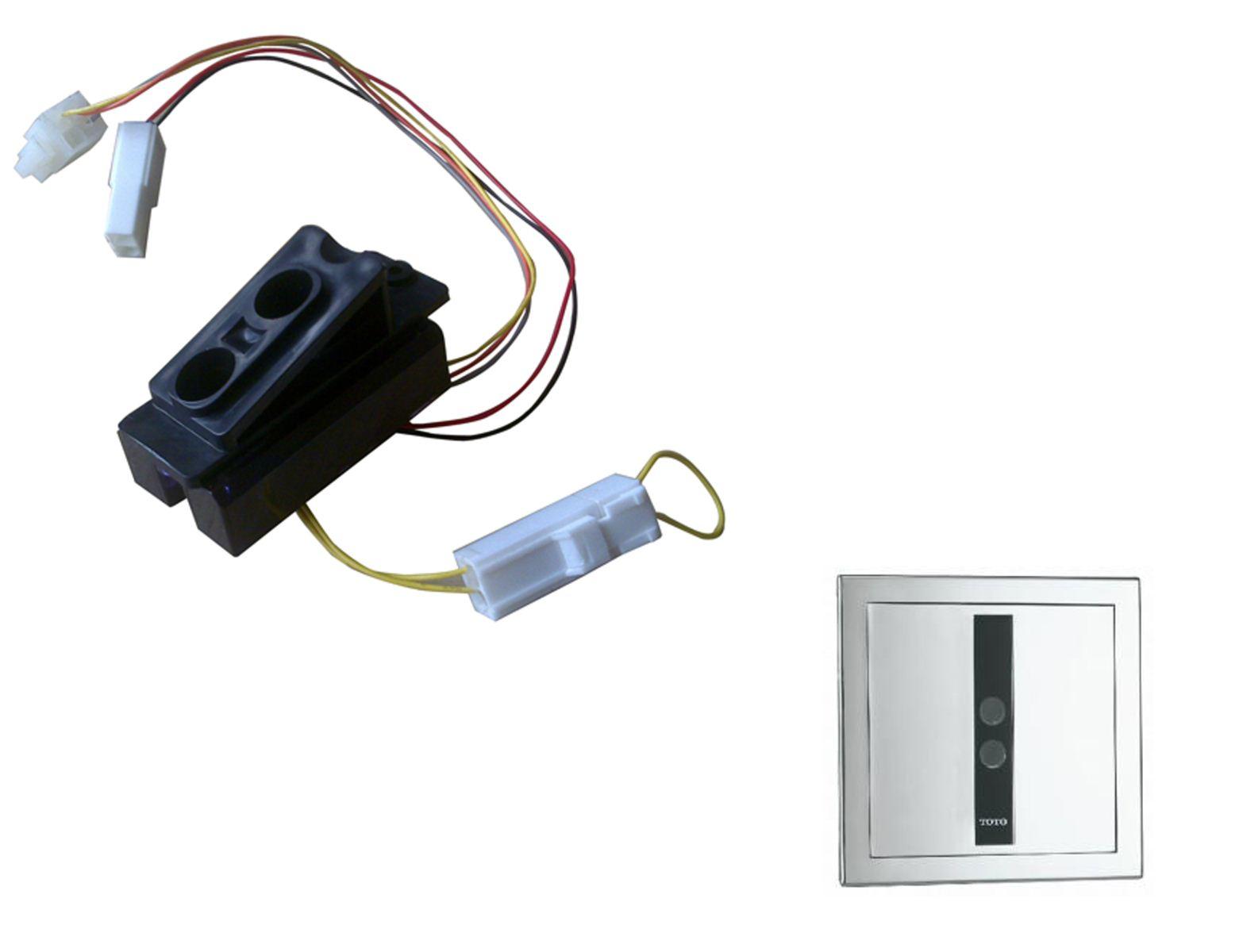 TOTO DUE109小便器感应电路