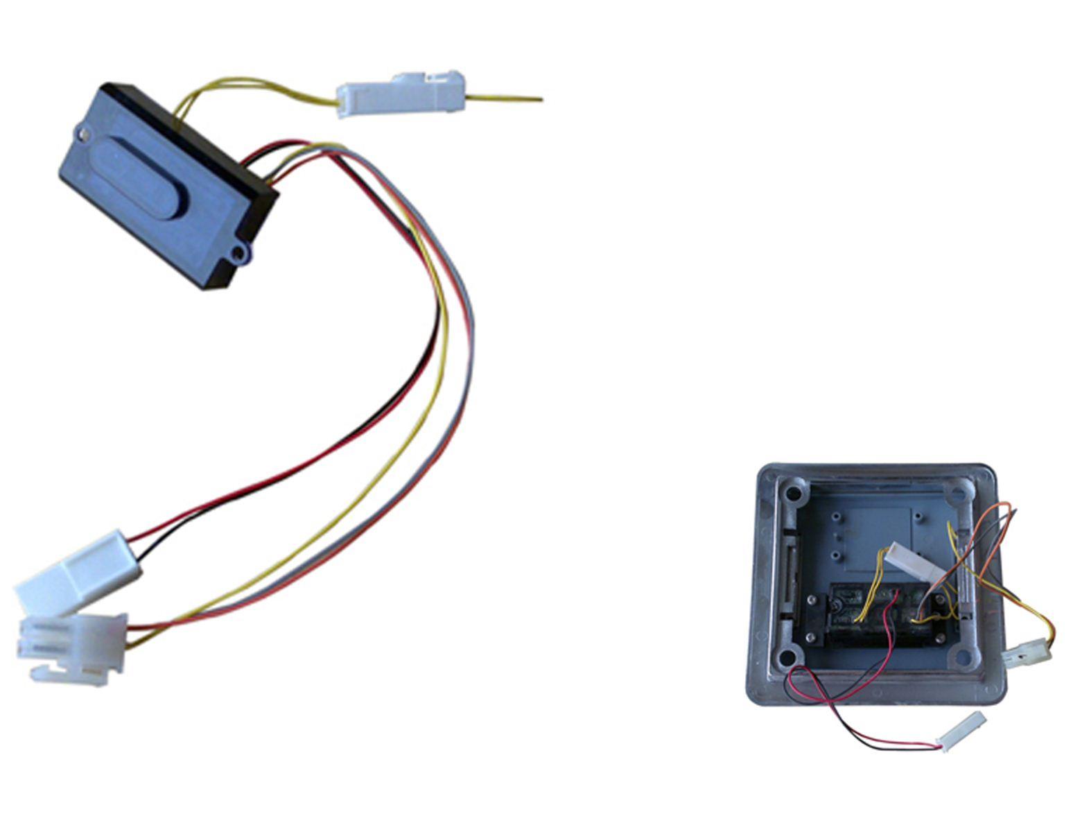 TOTO DUE 101 小便器感应电路