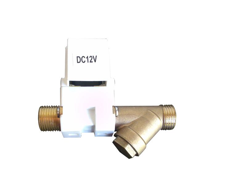 带大过滤器通用型电磁阀(DN15)