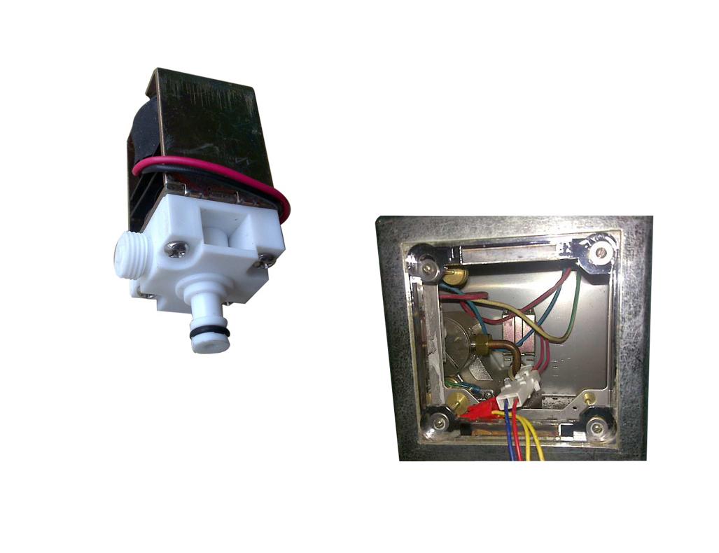R-TOTO 电磁阀 (正方形面板适用)