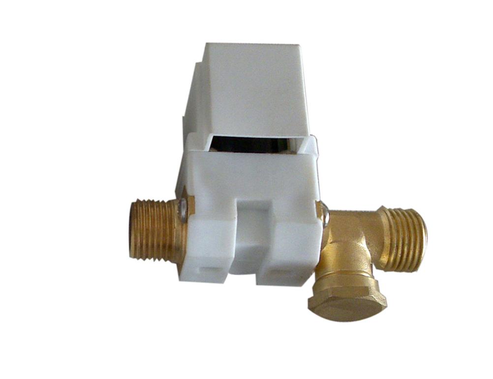 自带过滤器,进出水铜管通用电磁阀(DN15)