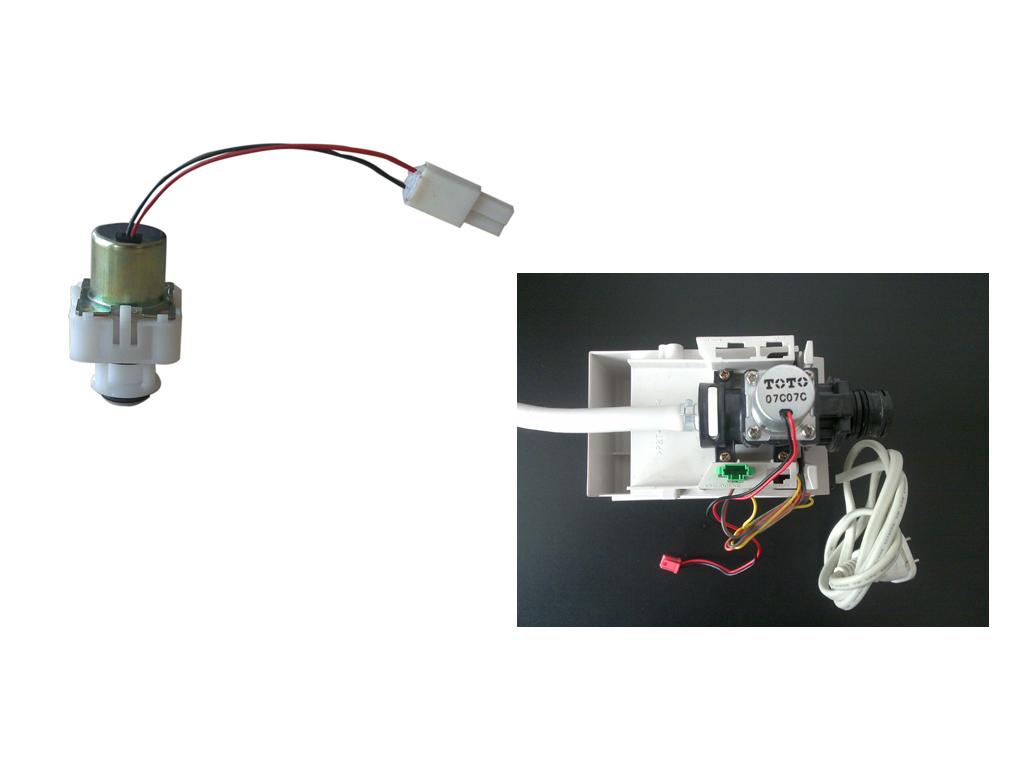 TOTO DLE113 水嘴感应型龙头电磁阀