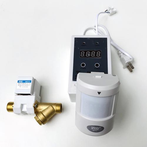 防冻感应节水器BY-JS408AF,新品上市,节水防冻
